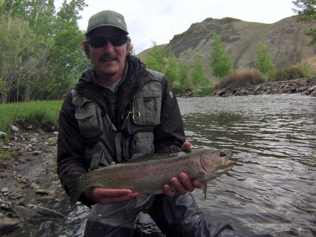Andrew Greiner - Idaho Wilderness Company