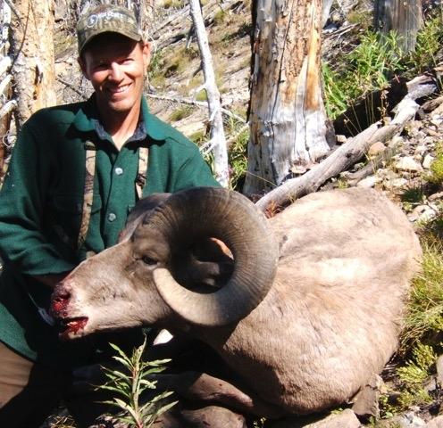 Bighorn Sheep Idaho Unit 5027 - Middle Fork of the Salmon River - Idaho Wilderness Company