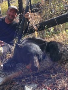 Bear Hunts on Big Creek in the Frank Church Wilderness on the Middle Fork of the Salmon River
