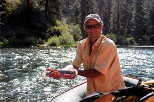 Steve Zettel - Owner, Founder and Outfitter for Idaho Wilderness Company