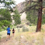 Trail Running in the Wilderness, The Organic Treadmill, Trail Running on the Middle Fork of the Salmon River, Chukar Hunting, Bird Hunting, Idaho Wilderness Company - Outfitter Steve Zettel