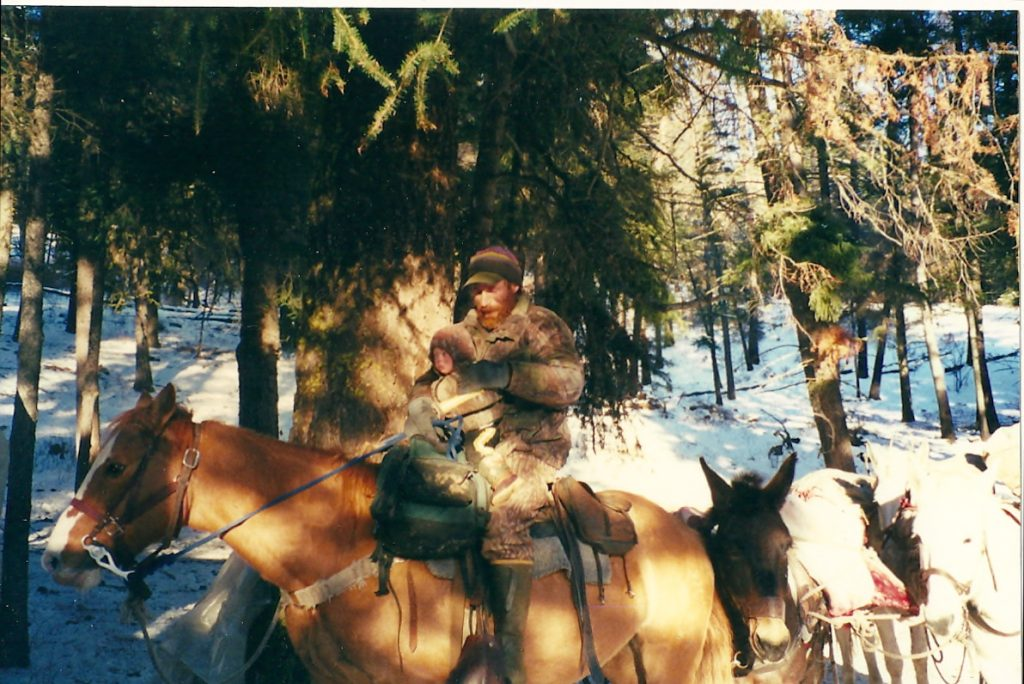 Trail Riding with Kids, backcountry riding, horses in the backcountry, Frank Church Wilderness