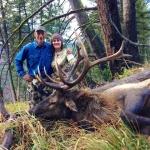 Elk Hunting in the Idaho Backcountry